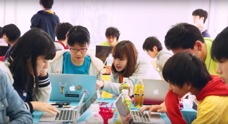 Life is Tech プロモーションビデオ(2016)